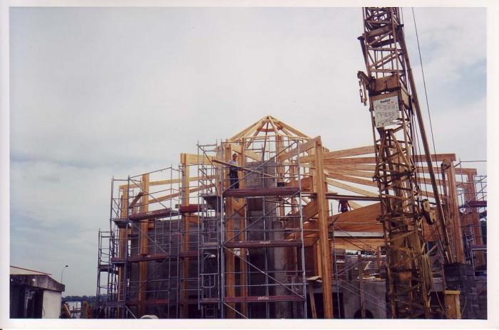 spécialiste structure bois
